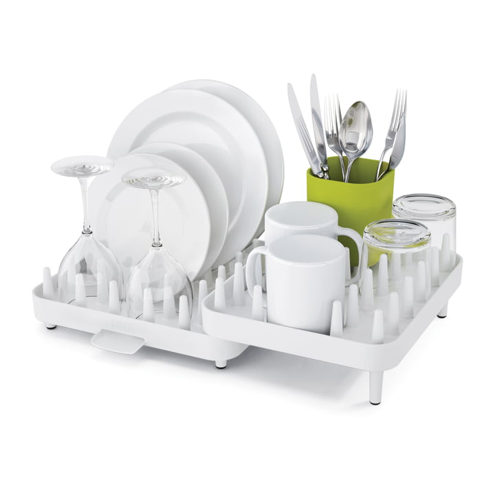 Joseph Joseph - Connect Drainer (Set of 3), green / white