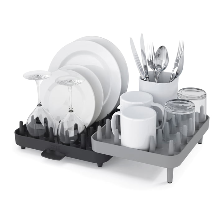 Joseph Joseph - Connect Drainer (Set of 3), white / grey