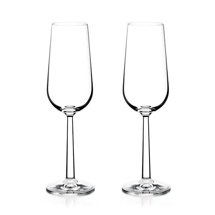 Rosendahl - Grand Cru Champagne Glasses (Set of 2), 24 cl