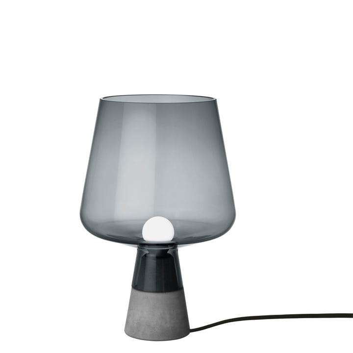 Iittala - Leimu Lamp, grey, small