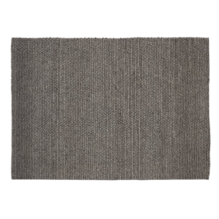 Catalogue image: Hay - Peas carpet, dark grey, 170x240cm