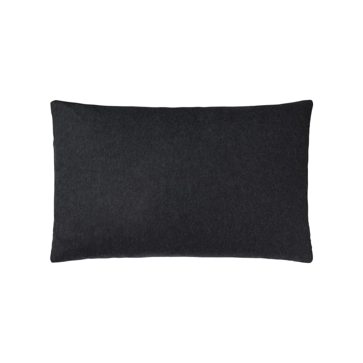 Classic cushion cover 40 x 60 cm, dark grey by Elvang