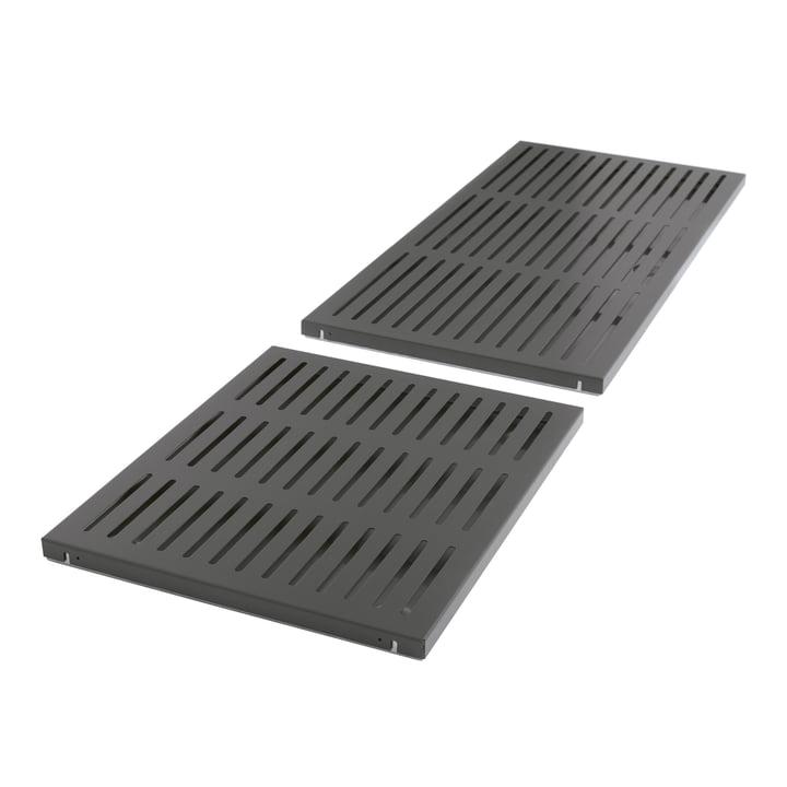 The Schönbuch Drip shoe rack in 2 sizes