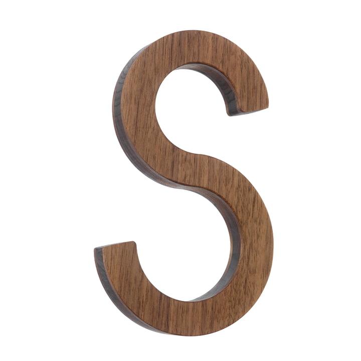 Schönbuch - Swing Wardrobe Hook, walnut