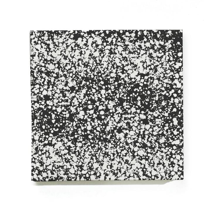 ferm Living - Splash Paper Napkin, black