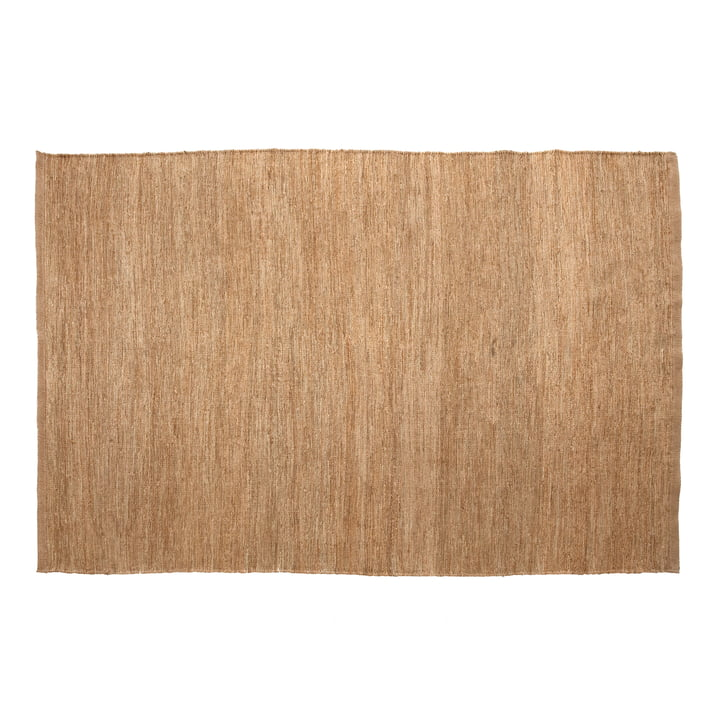 nanimarquina - Knitted Carpet 200x300 cm, natural