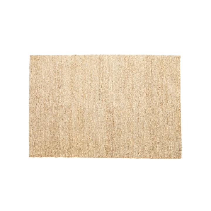 nanimarquina - Earth Carpet 170x240 cm, cream