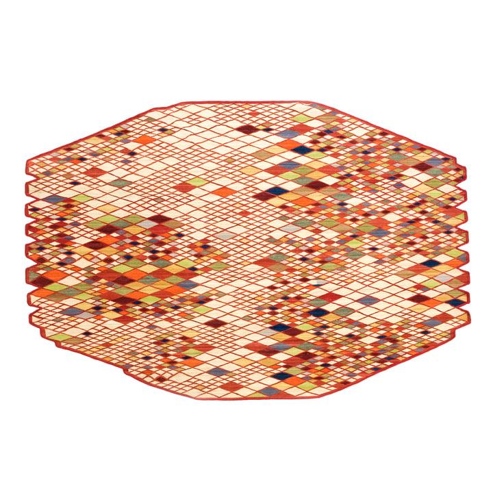 nanimarquina - Losanges I, medium, 230 x 300 cm