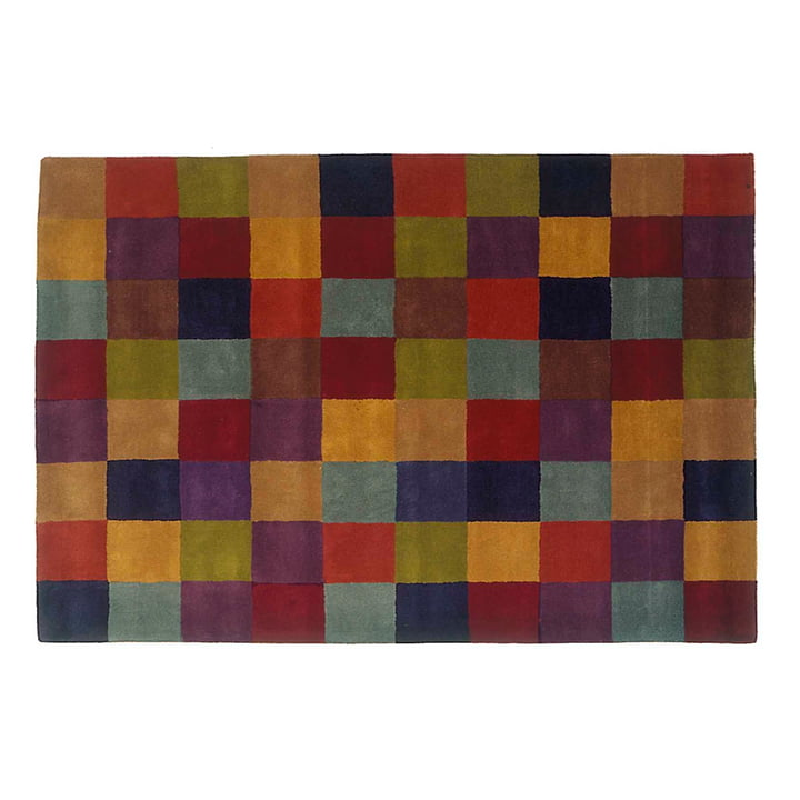 nanimarquina - Cuadros Carpet, 200x300 cm