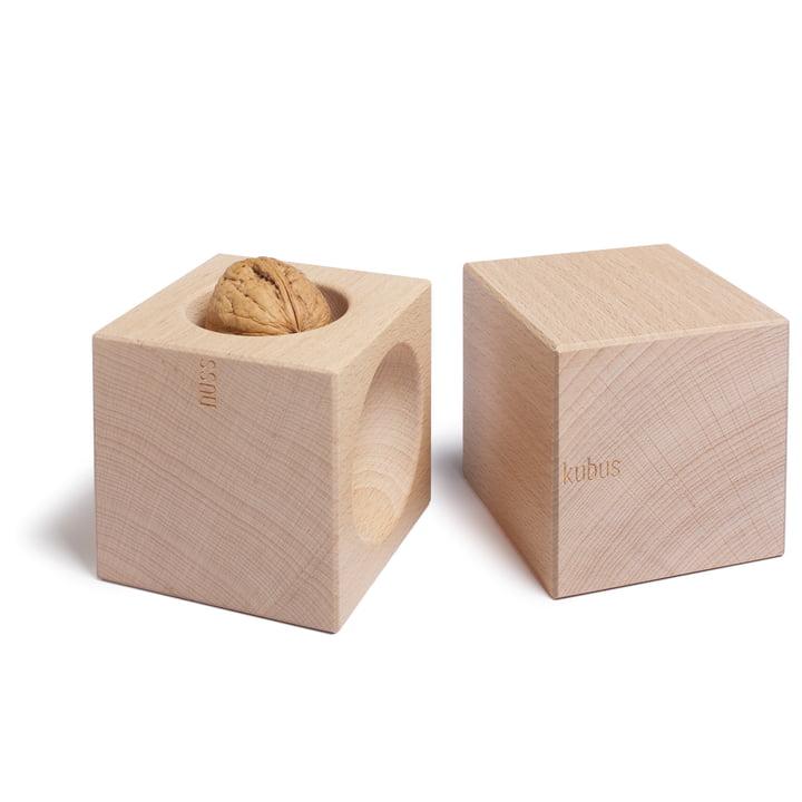 siebensachen - Nusskubus Nut Cracker