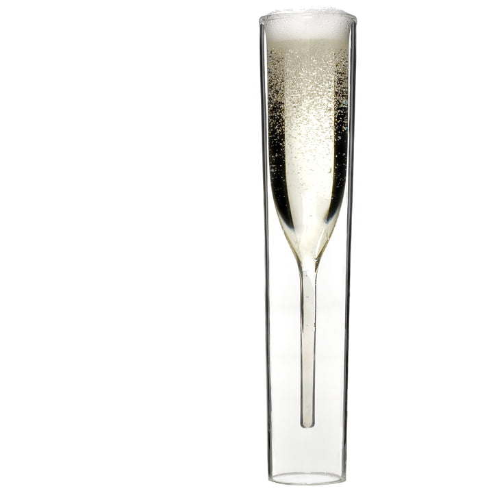 Catalogue knockout: By:Amt - InsideOut Champagner Glass, single