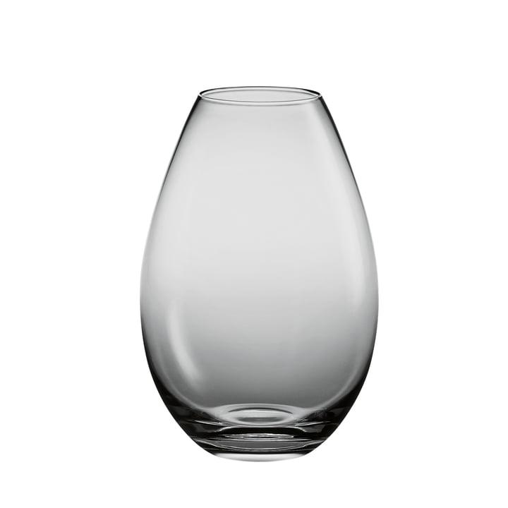 Holmegaard - Cocoon Vase - size: 205 mm, smoke