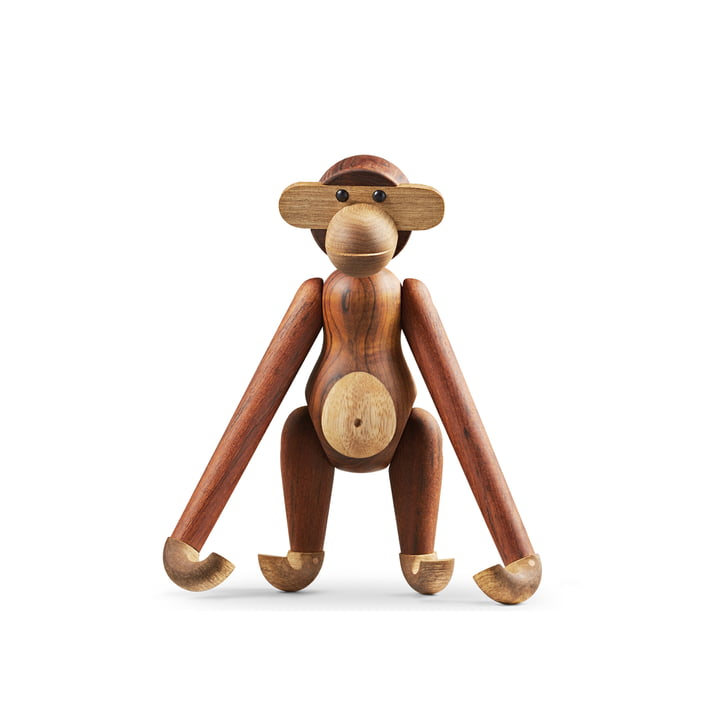 Kay Bojesen wooden ape, medium, 28,5 cm