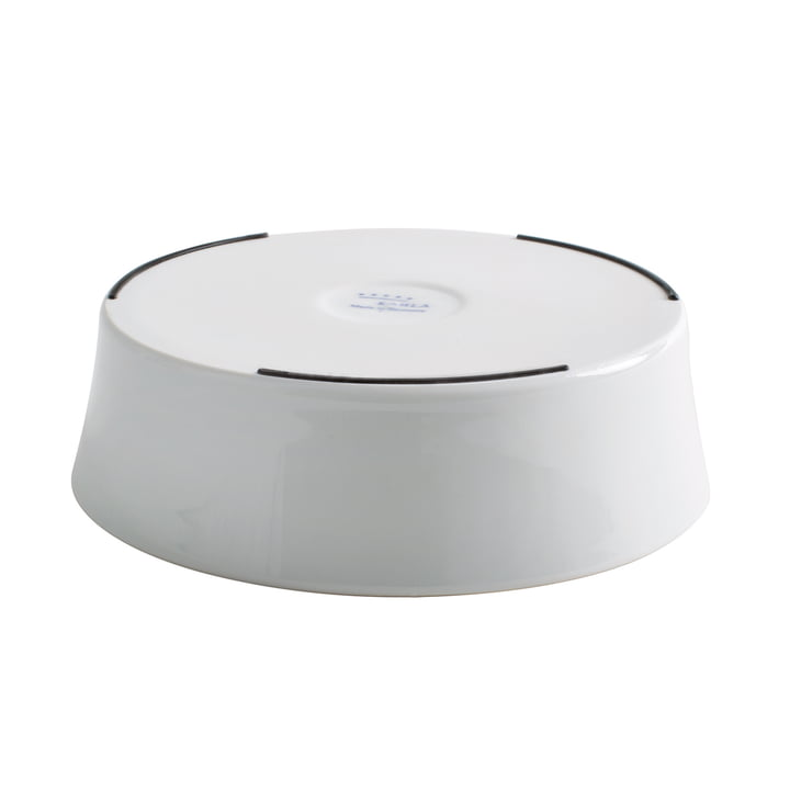 Kahla - Magic Grip Casserole Dish with Lid, white