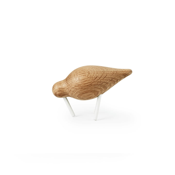 Shorebird Small by Normann Copenhagen in oak/ white