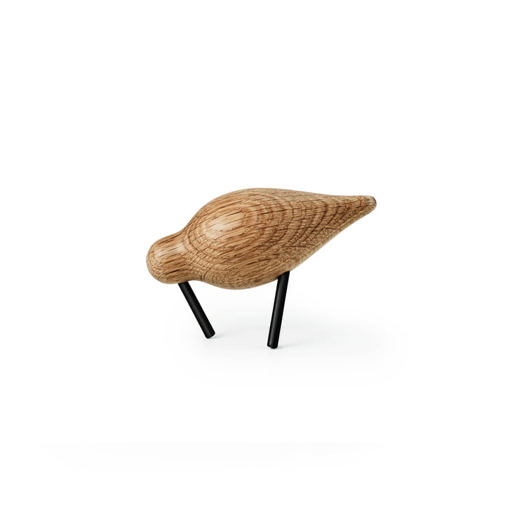 Shorebird Small by Normann Copenhagen in oak/ black