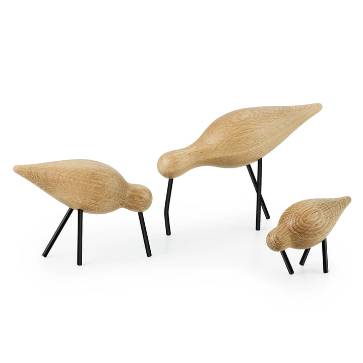 Normann Copenhagen - Shorebird, black