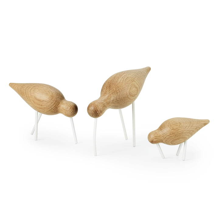 Normann Copenhagen - Shorebird, white