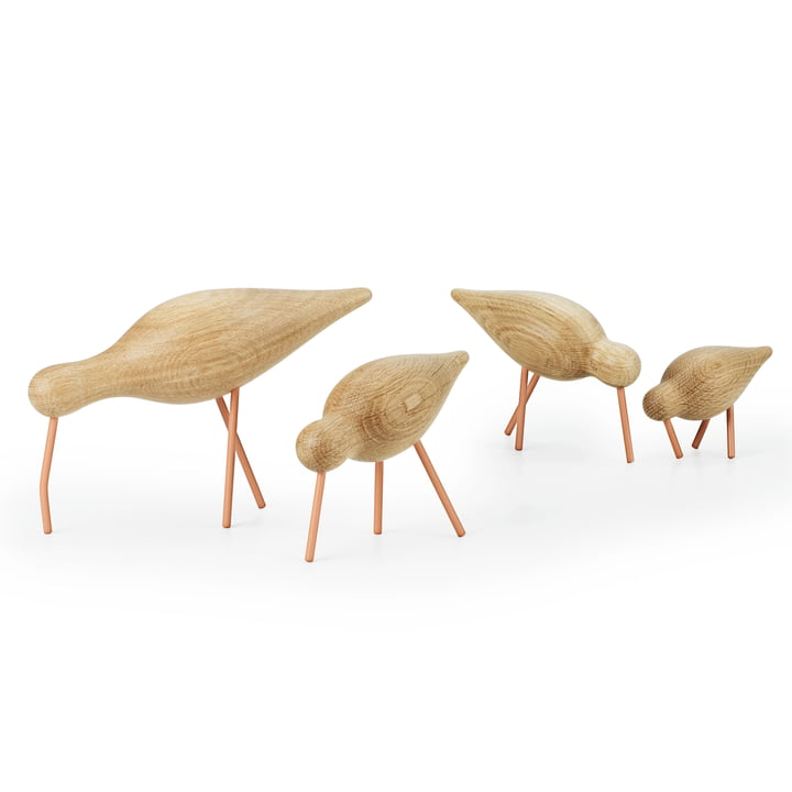 Normann Copenhagen - Shorebird, coral