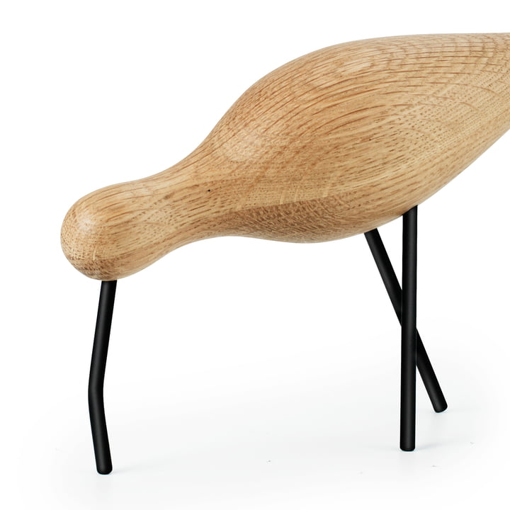 Normann Copenhagen - Shorebird large, black