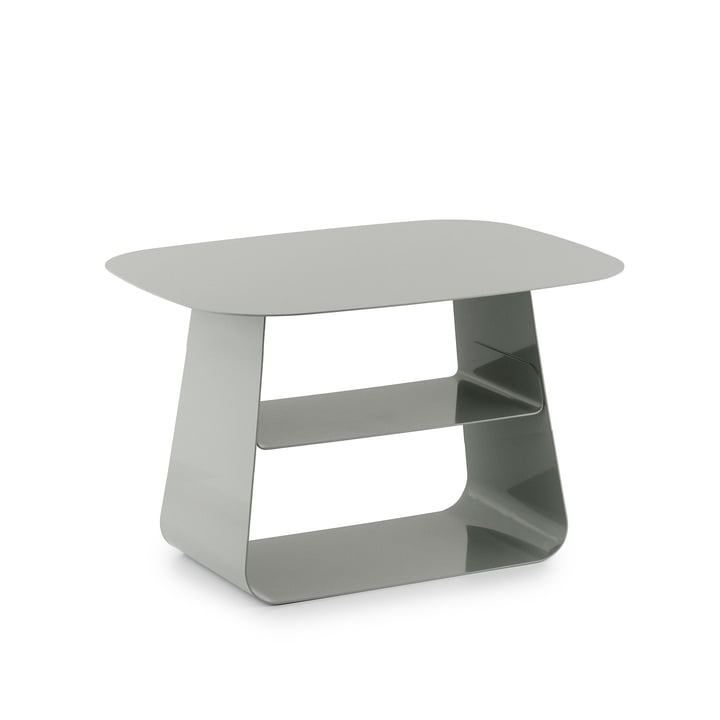 Normann Copenhagen - Stay Table 40x52cm, stone grey