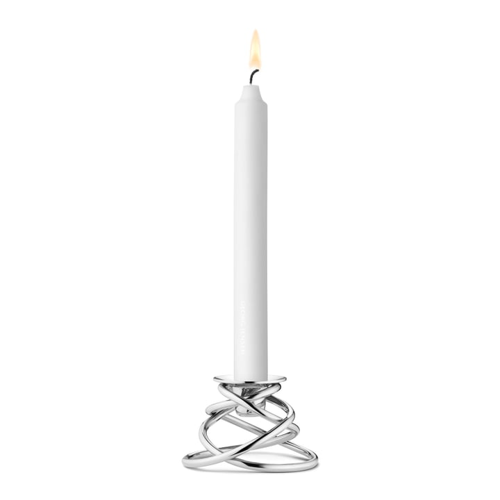 Georg Jensen - Glow Candleholder with Candle