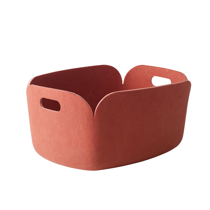 Muuto - Restore storing basket, rose