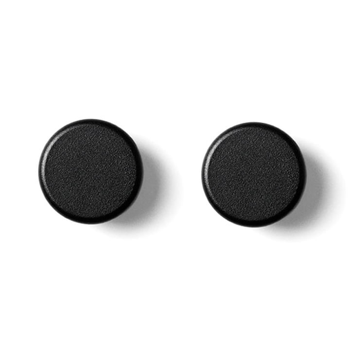 Menu - Knobs, Set of 2, black