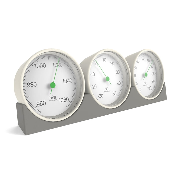 Magis - Meteo Weather Station, white / grey