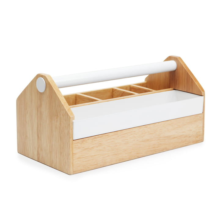 Umbra - Toto Box, nature / white