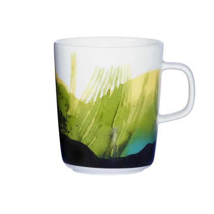 Marimekko - Sääpäiväkirja Cup, green