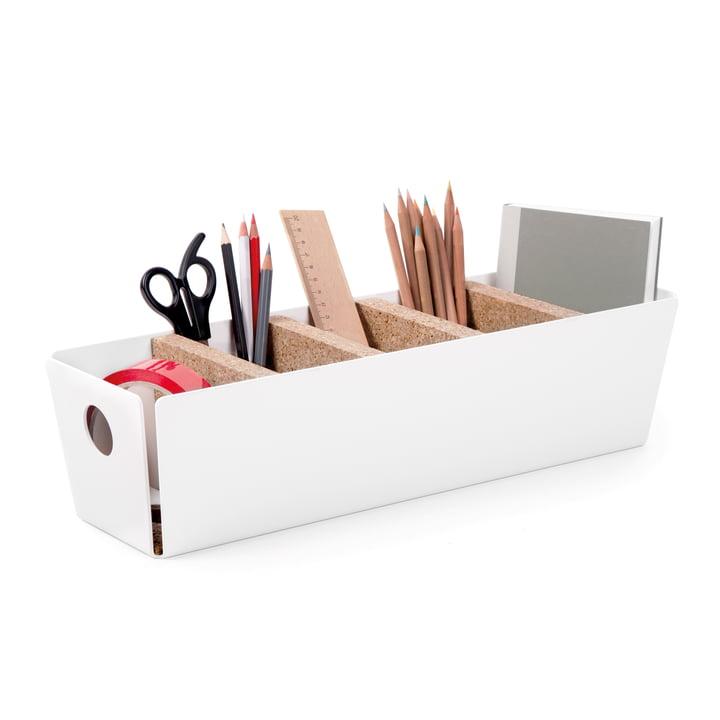 Konstantin Slawinski - Shuffle-Box, white, decoration office