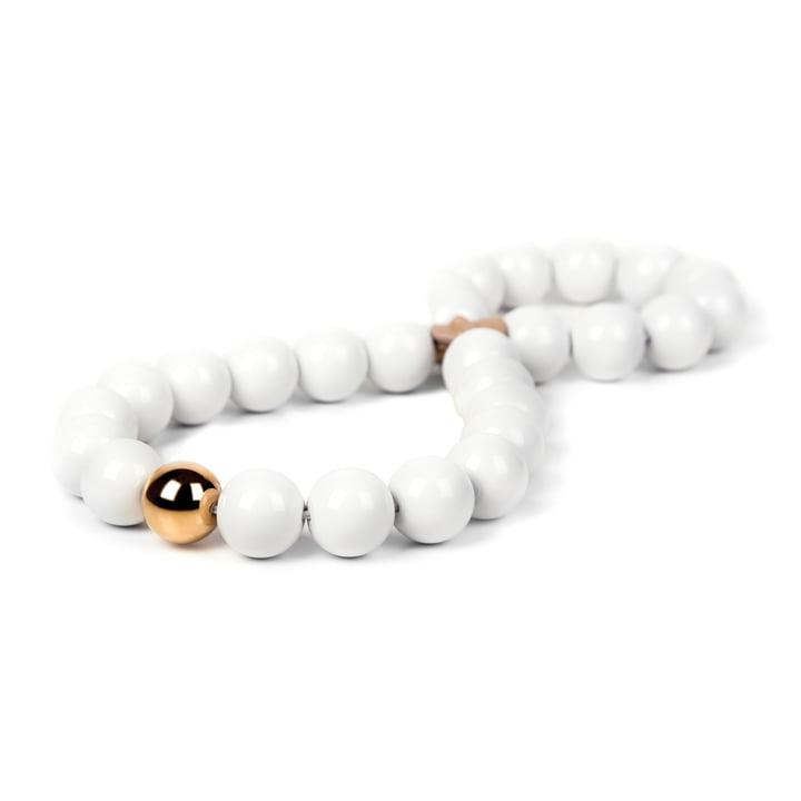 Konstantin Slawinski - Trivet Pearl white + Pearl gold