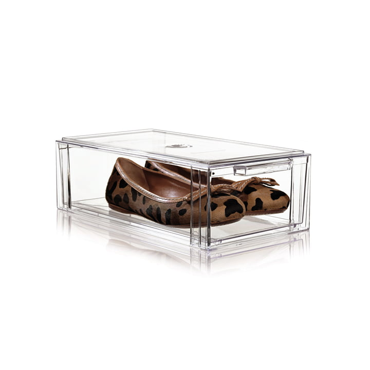 Nomess - Clear Drawer No1, transparent