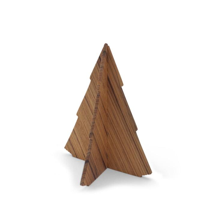 Skagerak - Spruce Tree, 13 cm, teak