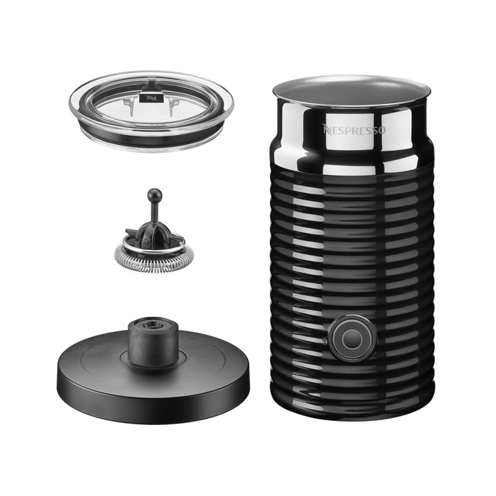 KitchenAid - Artisan Aeroccino 3, component parts