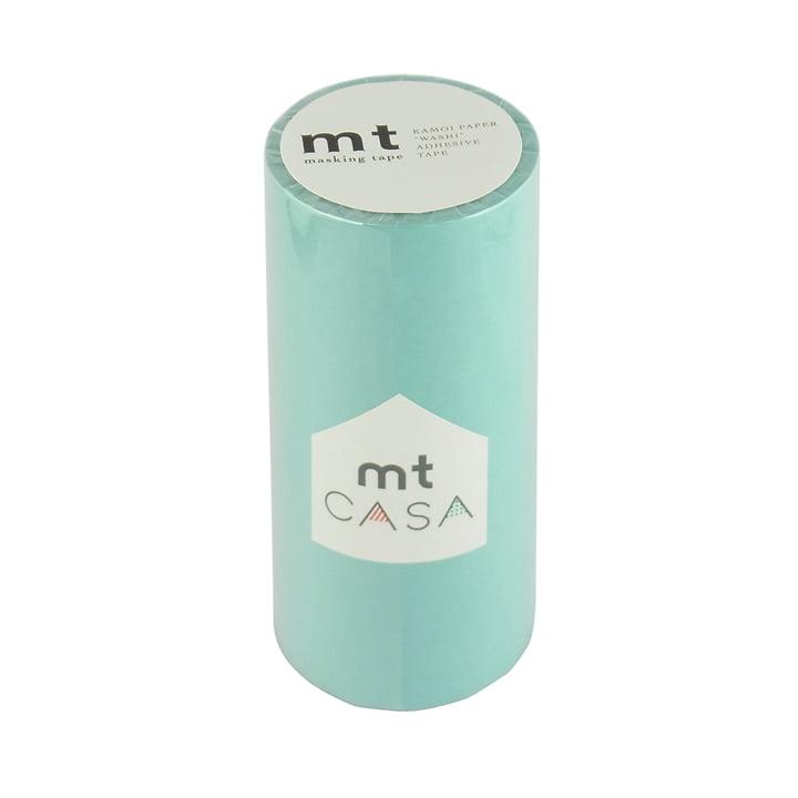Masking Tape - Casa Tape, 100 mm, pale blue