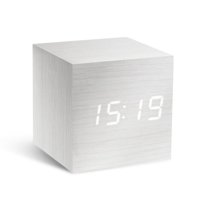 Gingko - Cube, white / LED white