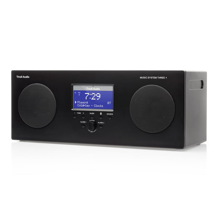 Tivoli Audio - Music System 3+, black