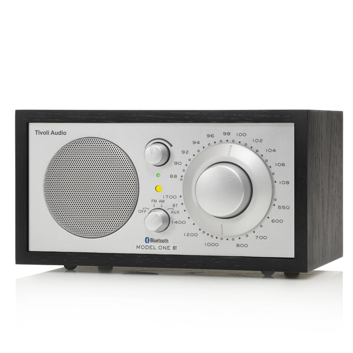 Tivoli Audio - Model One BT, black/silver