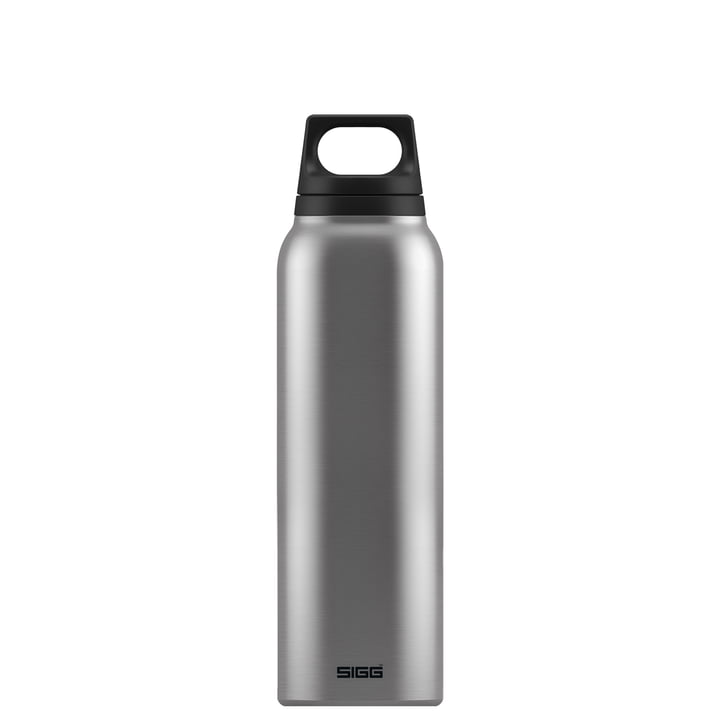 Hot & Cold Thermos bottle 0,5 l from Sigg in Brushed