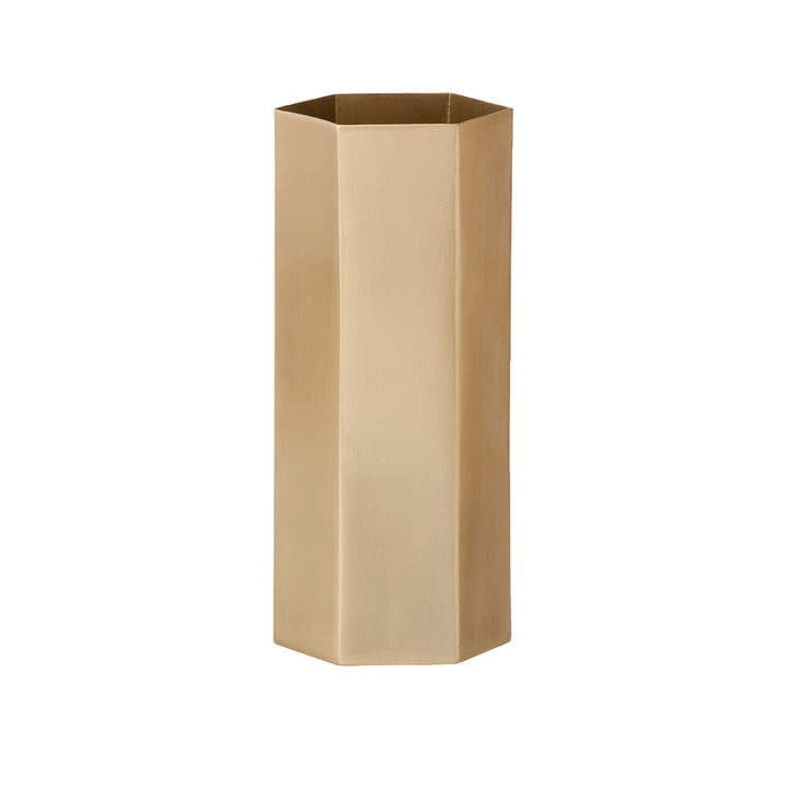 Hexagon Vase by ferm Living
