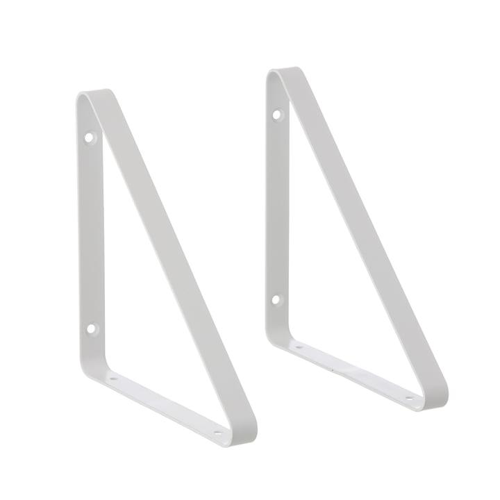 ferm living - Shelf Hangers, white