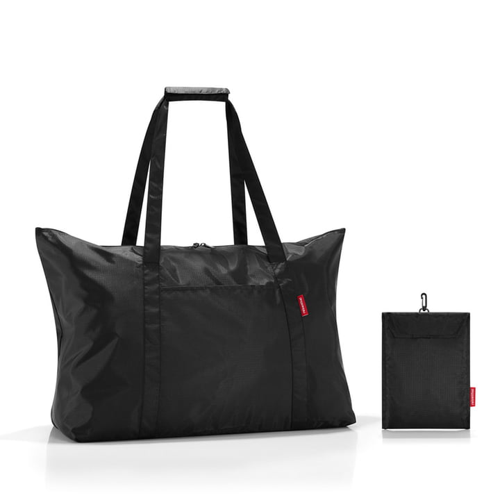 reisenthel - mini maxi travelbag, black