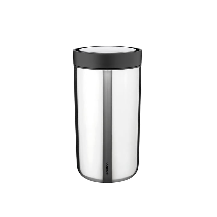 To Go Click 0,2 l of Stelton stainless steel