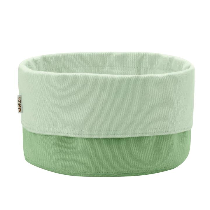 Stelton - Bread Bag large, palegreen / green