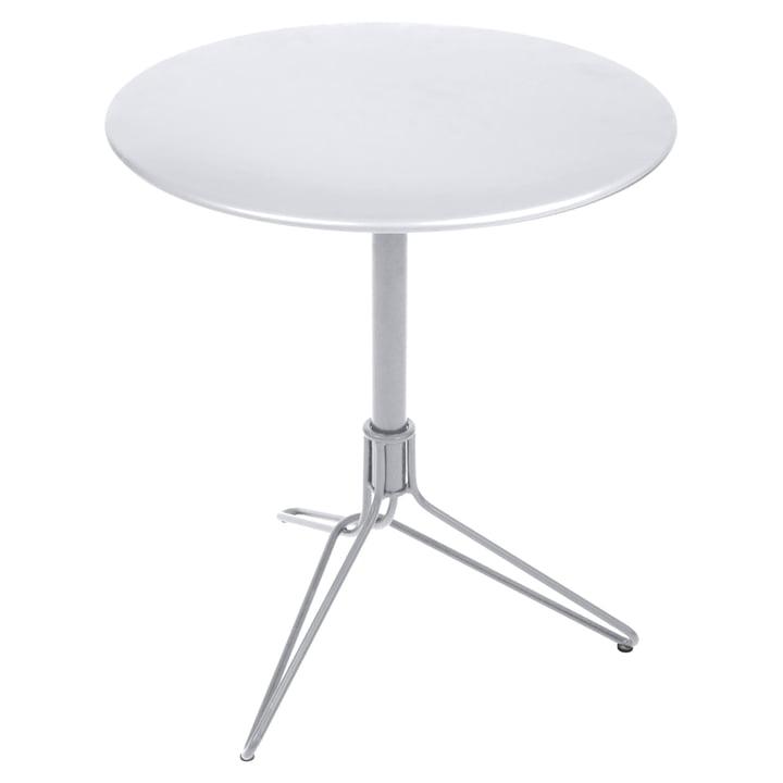 Fermob - Flower Bistro Table Ø 67 cm in Cotton White