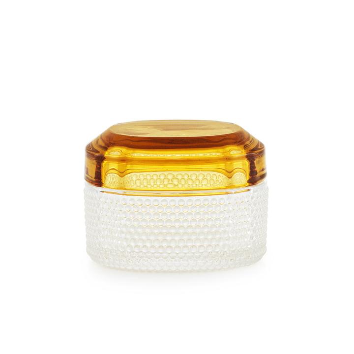 Normann Copenhagen - Brilliant Box, small, amber
