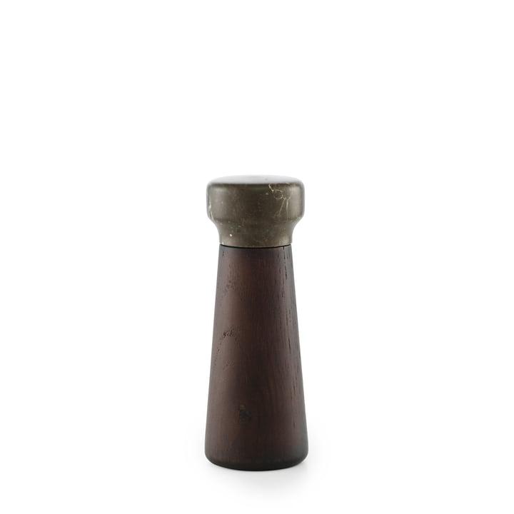 Normann Copenhagen - Craft pepper grinder, small / stained oak