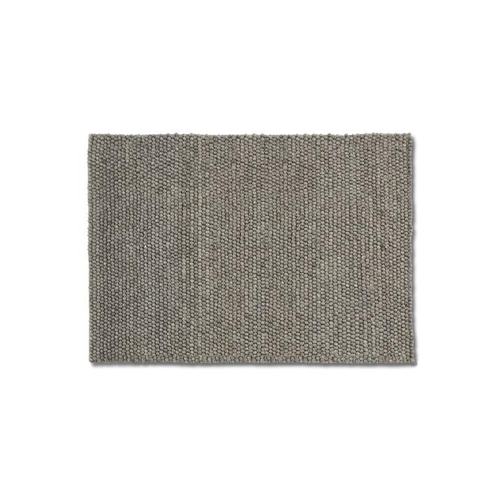 Peas carpet 140 x 200 cm from Hay in medium grey